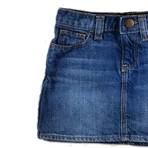 Toddler Denim Mini - Baby Gap